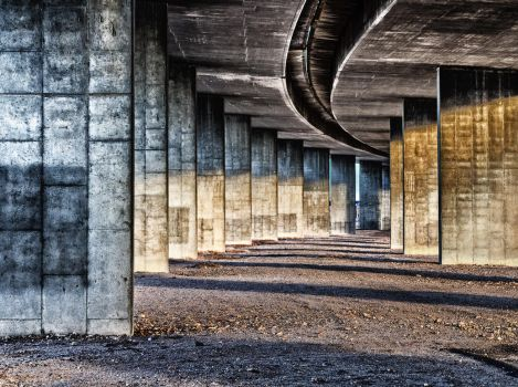 Under the Bridge - 1 by DeTea