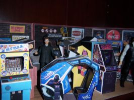 New Arcade Cabinets by MisterBill82