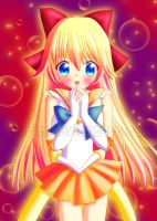 Sailor Venus by Tetiel