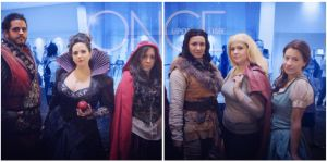 Once Upon a Time at DragonCon by DistantDream