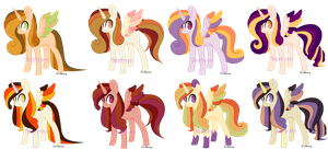Pony Adoptables! [Open 1/8] by Adopterino