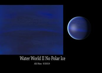 Water World 2 No Polar Ice by Ali Ries 2019 by Casperium