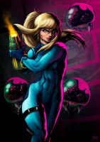 Ink Samus by Jevi93