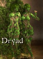 Dryad V4 Conforming Figure for Poser FREE by ManFromAbora