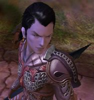 Loki in Aion : Close Up by fallenRazziel
