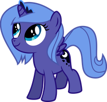 Filly Luna by UlyssesGrant