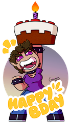 :[Gift] Happy B-DAY Coco!: by Grimmixx