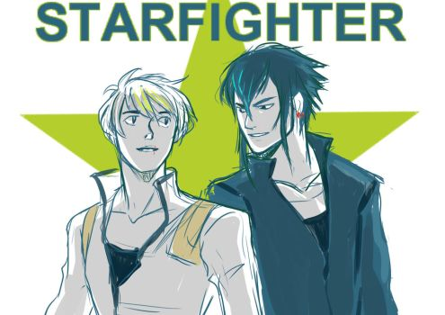 StarFighter by hayame-82