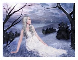 The Ice Maiden by Shaelynn