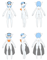 Wendy body reference by Lahis