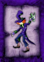 Mad Hatter by Lavenderwitch