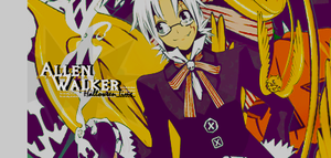 Allen Walker by Lucarity