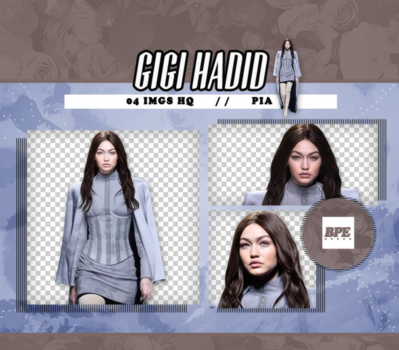Pack Png 1980 - Gigi Hadid by southsidepngs
