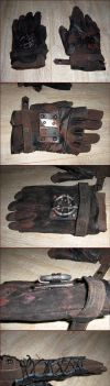 Orc Gauntlets by Hellwolve