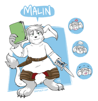 [Commission] BBnBB Malin by raizy