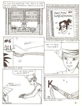 1 New Chapter Begins pg. 3 by GraphicNaitsirch
