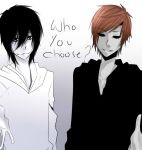 Who you Choose ? by FikaM05
