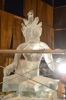Ice sculpture 65 by Roxy-the-art-nut