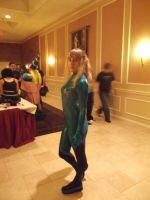 AAC 2011 Zero Suit Samus by DancingRoxas