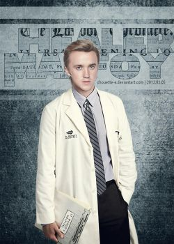 healer Malfoy by chouette-e