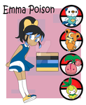 Pokemon OC: Emma