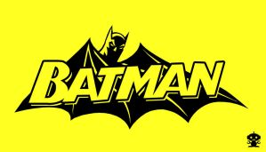 2006 Batman Comic Title Logo by TheDorkKnightReturns