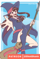 [Weekly] Akko by Silent-Shanin