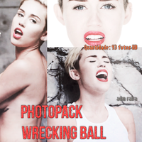 WRECKING BALL -miley cyrus by ADMRaira