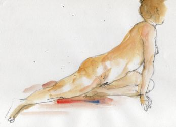 Figure Drawing Apr09 by BENQWEK