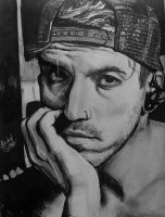 Josh Dun - Twenty One Pilots by LightheartedLoki
