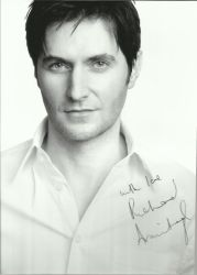 Richard Armitage Autograph by Smoke-Violin