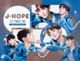 PNG PACK: J-Hope #7 (BBMAs 2018) by Hallyumi
