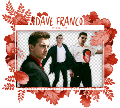 Png Pack 3804 - Dave Franco by southsidepngs