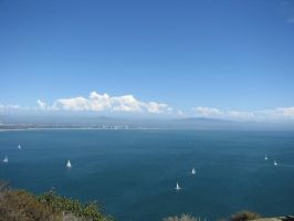 View from Cabrillo National Monument by MissBuffySpears