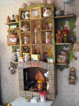 cupboard by urvant
