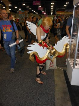 Wondercon 2016 Kid icarus by DougSQ