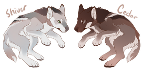 Gradient Pupss Mini Auction {CLOSED} by SilverPocky