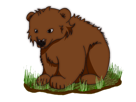 Trinket Cub by WizeNDeadly