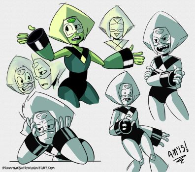 Even More Peridot (Because Reasons) by PrinnyWesker