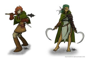 Daughters of Thornwatch by Skyserpent