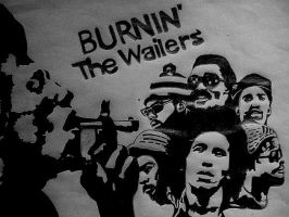 The Wailers by 4ewerFairy