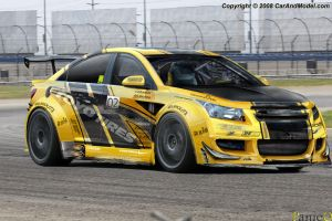 chev cruze racing by mateus12345
