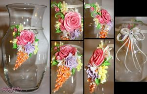 .: Assorted Bouquet Vase :. by tanya1