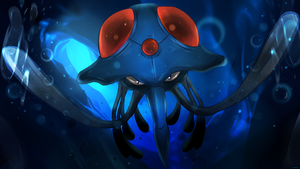Day 337 - Dokukurage | Tentacruel by AutobotTesla