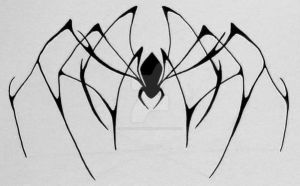 Spider by Gothic-Moonlight