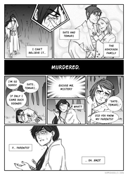 old comic redo (final) by kamidoodles