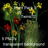 stock plant pack 3 by Twins72