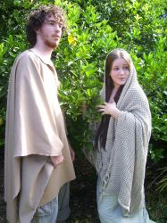 Mary and Joseph 13 by SophStock