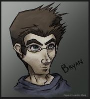 Bryan, Thank you by LainDragon