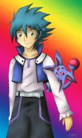 --YGO GX-- Over the Rainbow by pdutogepi